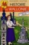"""Couverture du livre : """"Histoire de Wallonie"""""""