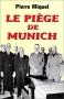 """Couverture du livre : """"Le piège de Munich"""""""