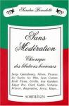 """Couverture du livre : """"Sans modération"""""""
