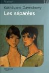 """Couverture du livre : """"Les séparées"""""""