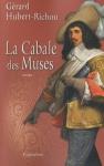 """Couverture du livre : """"La cabale des muses"""""""