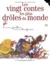 """Couverture du livre : """"Les vingt contes les plus drôles du monde"""""""
