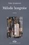 """Couverture du livre : """"Mélodie hongroise"""""""