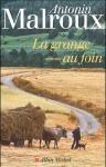 """Couverture du livre : """"La grange au foin"""""""