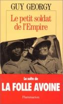 """Couverture du livre : """"Le petit soldat de l'empire"""""""