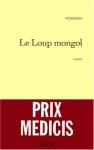 """Couverture du livre : """"Le loup mongol"""""""