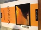 """Couverture du livre : """"Naufrages"""""""