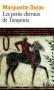 """Couverture du livre : """"Les petits chevaux de Tarquinia"""""""