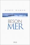 """Couverture du livre : """"Besoin de mer"""""""