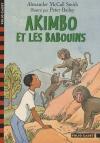 """Couverture du livre : """"Akimbo et les babouins"""""""