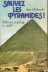 """Couverture du livre : """"Sauvez les pyramides !"""""""