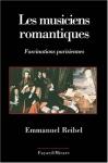 """Couverture du livre : """"Les musiciens romantiques"""""""