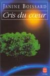 """Couverture du livre : """"Cris du coeur"""""""