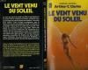"""Couverture du livre : """"Le vent venu du soleil"""""""