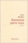 """Couverture du livre : """"Bienvenue parmi nous"""""""