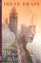 """Couverture du livre : """"Beauvoir in love"""""""