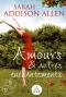 """Couverture du livre : """"Amours et autres enchantements"""""""