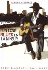 """Couverture du livre : """"Un long blues en la mineur"""""""