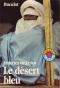 """Couverture du livre : """"Le désert bleu"""""""
