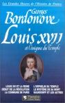 """Couverture du livre : """"Louis XVII et l'énigme du temple"""""""