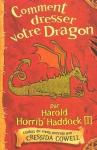 """Couverture du livre : """"Comment dresser votre dragon"""""""