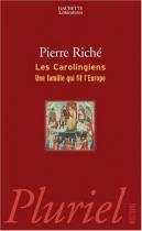 """Couverture du livre : """"Les Carolingiens"""""""