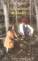 """Couverture du livre : """"Les saisons de Vendée"""""""