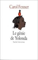 """Couverture du livre : """"Le génie de Yolonda"""""""