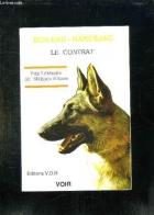 """Couverture du livre : """"Le contrat"""""""