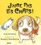 """Couverture du livre : """"J'aime pas les chats !"""""""