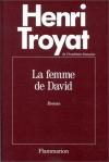 """Couverture du livre : """"La femme de David"""""""