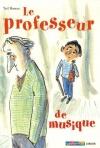"""Couverture du livre : """"Le professeur de musique"""""""