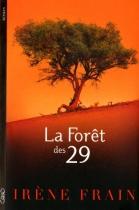 """Couverture du livre : """"La forêt des vingt-neuf"""""""