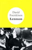 """Couverture du livre : """"Lennon"""""""