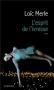 """Couverture du livre : """"L'esprit de l'ivresse"""""""