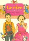 """Couverture du livre : """"Le rire raconté aux petits curieux"""""""