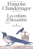 """Couverture du livre : """"Les enfants d'Alexandrie"""""""