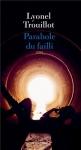 """Couverture du livre : """"Parabole du failli"""""""