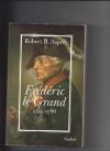 """Couverture du livre : """"Frédéric le Grand"""""""