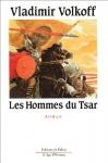 """Couverture du livre : """"Les hommes du tsar"""""""