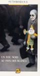 """Couverture du livre : """"Un fou noir au pays des blancs"""""""