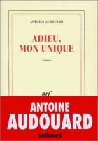 """Couverture du livre : """"Adieu, mon unique"""""""