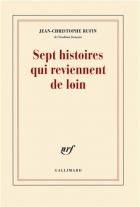 """Couverture du livre : """"Sept histoires qui reviennent de loin"""""""