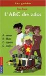 """Couverture du livre : """"L'ABC des ados"""""""