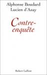 """Couverture du livre : """"Contre-enquête"""""""