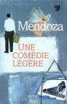 """Couverture du livre : """"Une comédie légère"""""""