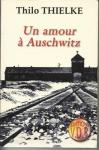 """Couverture du livre : """"Un amour à Auschwitz"""""""