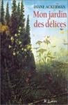 """Couverture du livre : """"Mon jardin des délices"""""""