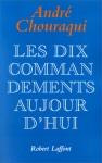 """Couverture du livre : """"Les dix commandements aujourd'hui"""""""