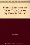 """Couverture du livre : """"Trois contes"""""""